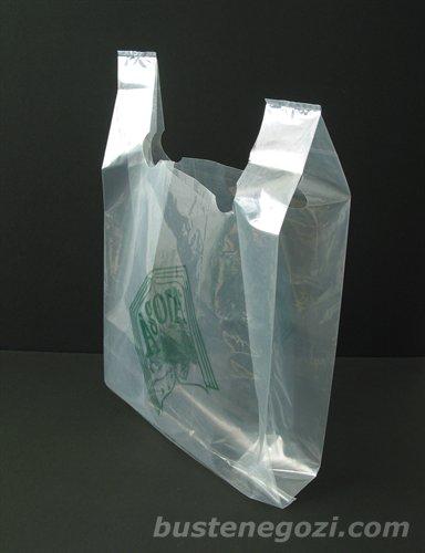 borse plastica per negozi